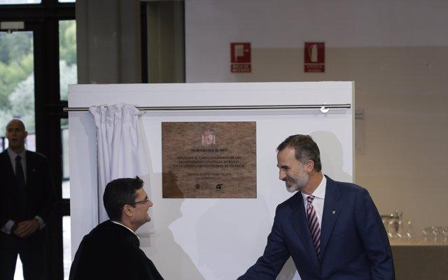 El Rey inaugura el curso universitario: 'Tenemos motivos para estar orgullosos de la educación superior en España'
