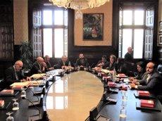 JxCat i ERC pacten que la suspensió dels diputats passi per la comissió i es voti en el ple (Europa Press)