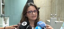 Oltra habla sobre el caso de violencia de género en Castellón