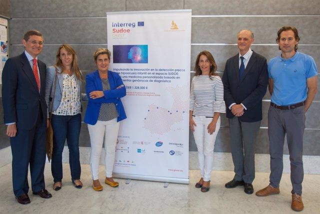 Presentación de proyecto GHELP liderado por la Clínica Universidad de Navarra.