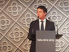 Manuel Valls optarà a l'Alcaldia de Barcelona (EUROPA PRESS)