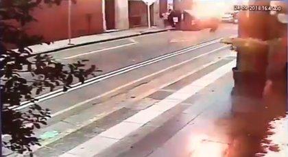 Atacan con cócteles molotov una sede policial en Argentina