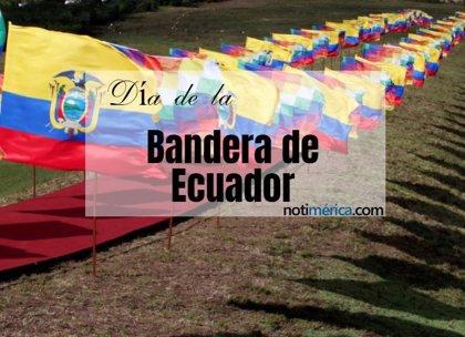 ¿Por qué el 26 de septiembre se celebra el Día de la Bandera de Ecuador?