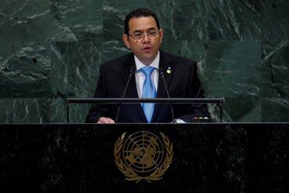 """Morales acusa a la CICIG de ser una """"amenaza para la paz"""" en Guatemala"""