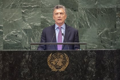 Macri insta a Venezuela a reconocer la crisis humanitaria para poder enviar ayuda a nivel internacional