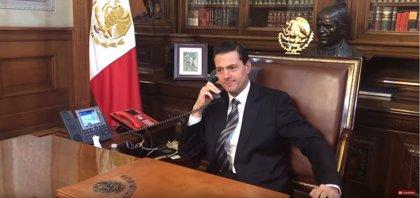 Peña Nieto despide con humor su mandato en el canal del youtuber Chumel Torres