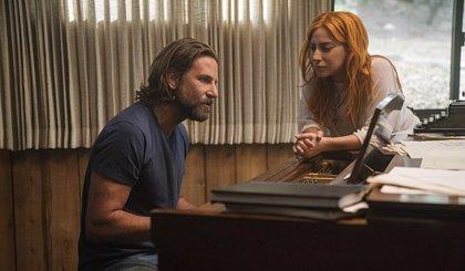 Bradley Cooper se inspiró en Eddie Vedder para su papel en Ha nacido una estrella