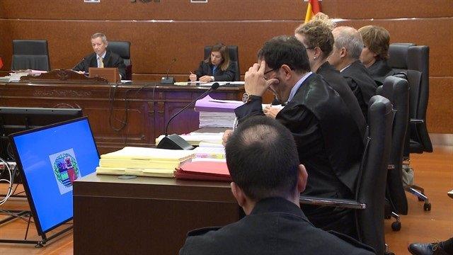 Juicio contra el presunto asesino de la bebé Alicia