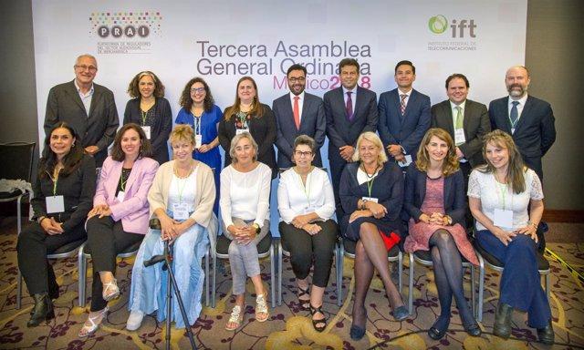 Asamblea de la Plataforma de Reguladores del Sector Audiovisual de Iberoamérica