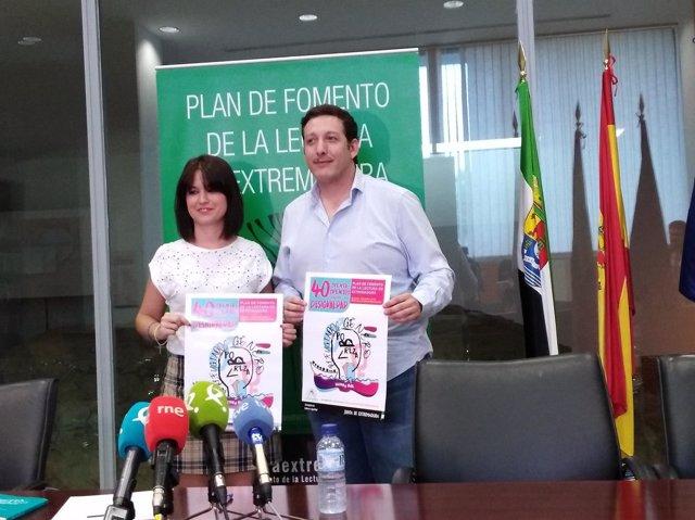 Francisco Javier Amaya en la presentación de '40 Cuentos contra la desigualdad'