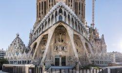 Barcelona obté un 8,42 a Internet en atractius turístics, allotjaments i restauració, segons iRON (SAGRADA FAMÍLIA - Archivo)