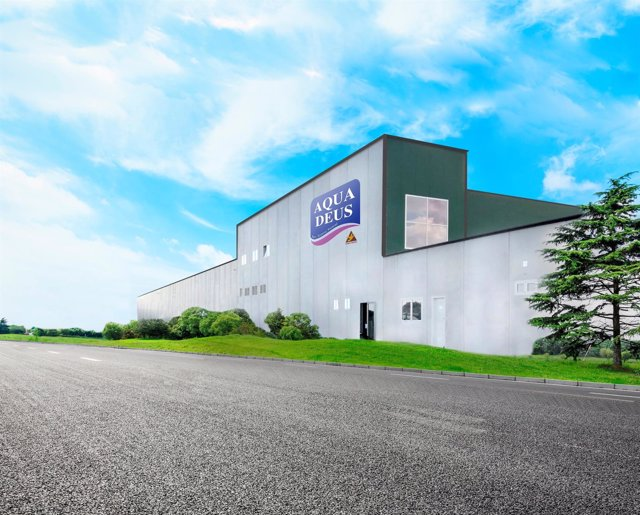 Aquadeus amplía sus instalaciones para cubrir la demanda del mercado