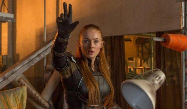 Sophie Turner en X-Me: Dark Phoenix