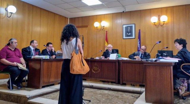 La Tercera Sesión Del Juicio Por El Incendio De Es Pinaret En 2015