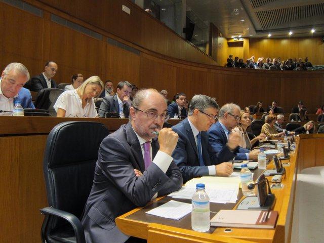 Javier Lambán, En El Debate