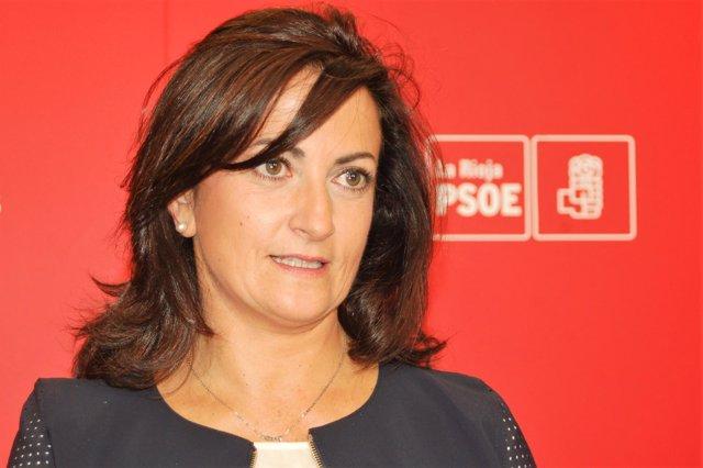 Concha Andreu, portavoz de GPS