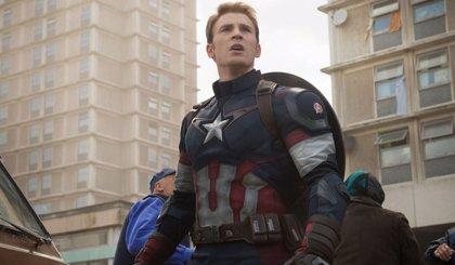 Filtradas imágenes del nuevo traje de Capitán América en Vengadores 4