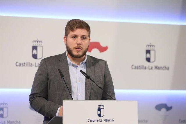 El portavoz del Gobierno en Castilla.La Mancha, Nacho Hernando