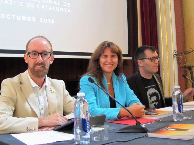 M.Forns, L.Borràs y A.Sala