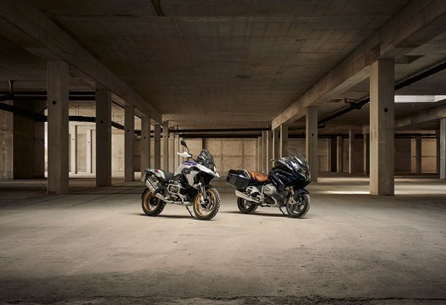 BMW R 1250 GS Y BMW R 1250 RT