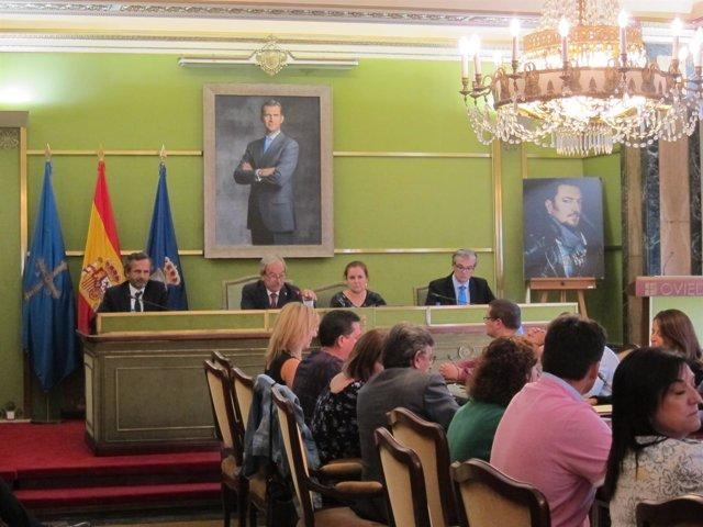 Homenaje a Tino Casal en Oviedo