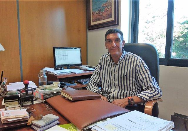 El fiscal delegado de Extranjería de Almería, Alejandro Velasco