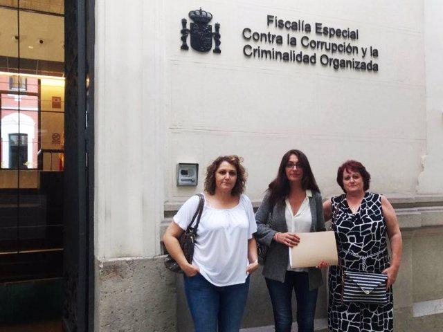 IU Villaconejos presenta denuncias a la Fiscalía Anticorrupción
