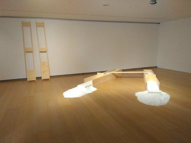 Exposición Vértigo. Ángeles Marco. En el IVAM