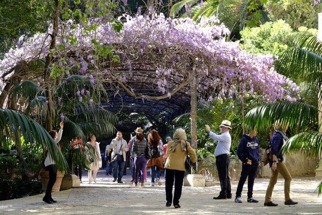 Jardín Histórico de la Concepción