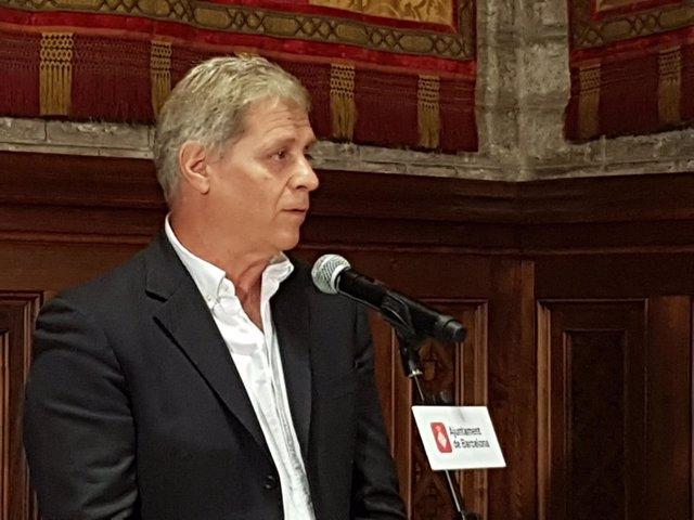 Alberto Fernández (PP) en una imagen de archivo