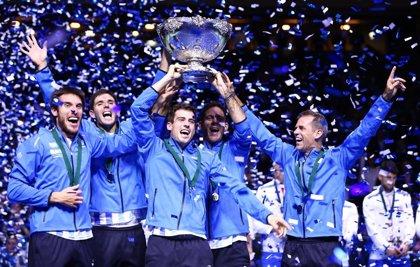 Argentina y Gran Bretaña, invitadas a las finales de la nueva Copa Davis en 2019