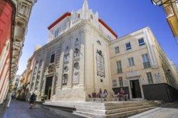 Oratorio San Felipe Neri en Cádiz