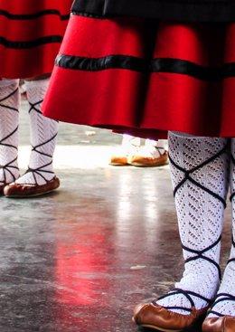 Danza tradicional vasca