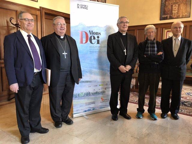 Presentación exposición Mons Dei
