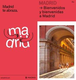 Guía Bienvenidos a Madrid