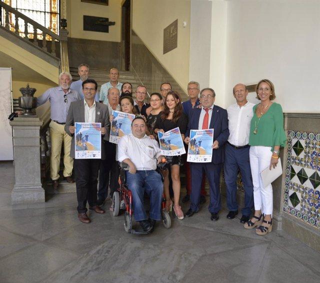 Presentación de Carrera Solidaria de Aspace