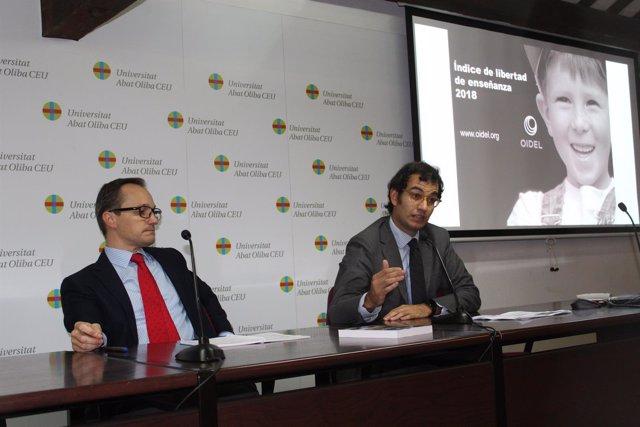Presentación del índice de Libertad de Enseñanza, con I.Grau