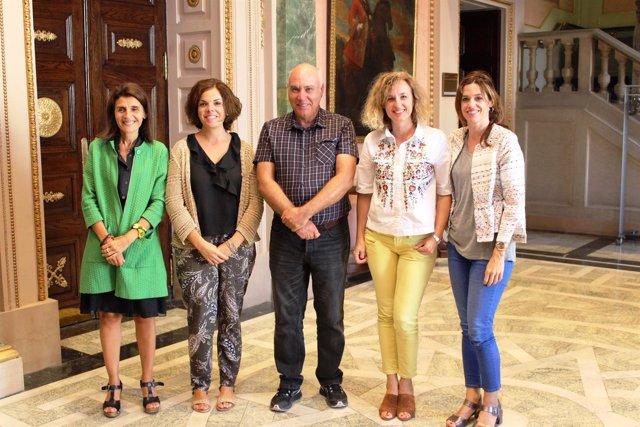 Preparativos del Congreso Internacional de Enoturismo IWINETC