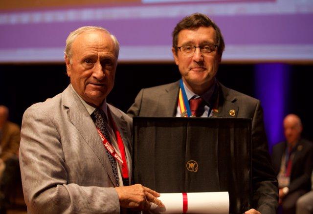 Pedro Guillén, nombrado Miembro de Mérito de la SECOT