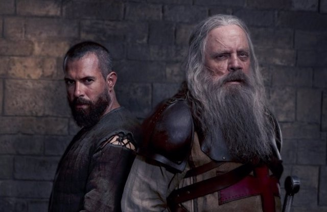 Mark Hamill en Knightfall