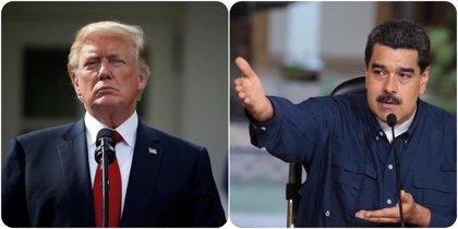 """Maduro responde a Trump: """"Estoy dispuesto a hablar con Trump. Ojalá, algún día"""""""