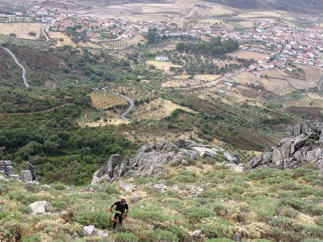 Imagen de un trail
