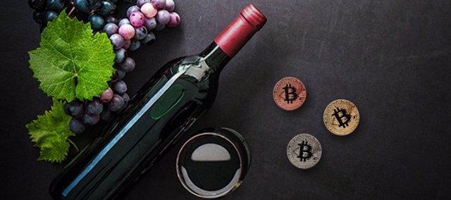 Abriendo el mund del vino con blockchain