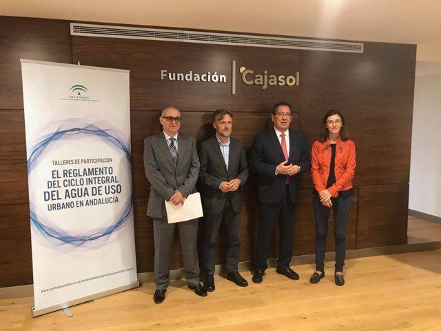 Taller sobre el nuevo Reglamento del Ciclo Integral del Agua de Uso Urbano