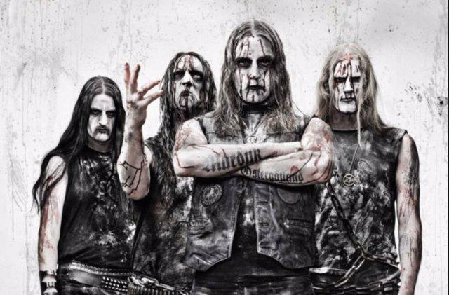 Grupo de rock sueco Marduck