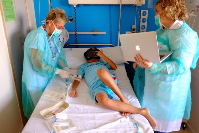Proyecto de Virtual Transplant Reality'