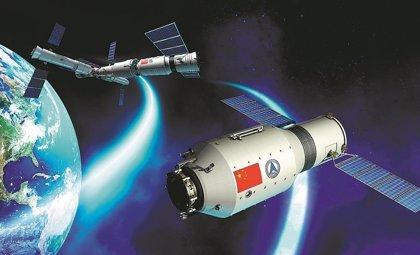China desorbitará su laboratorio espacial Tiangong 2 en julio de 2019