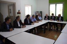 Buch anuncia a la Seu d'Urgell la creació de la Regió d'Emergències del Pirineu (ACN)