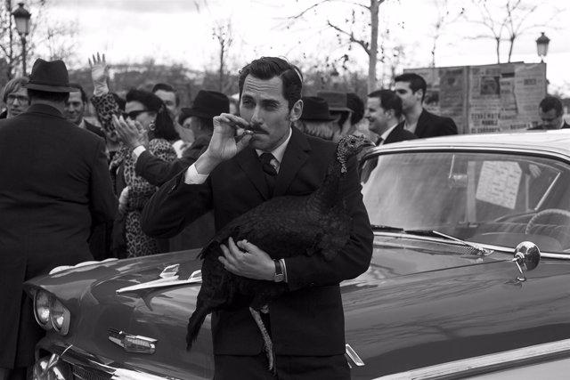 Paco León en 'Arde Madrid'