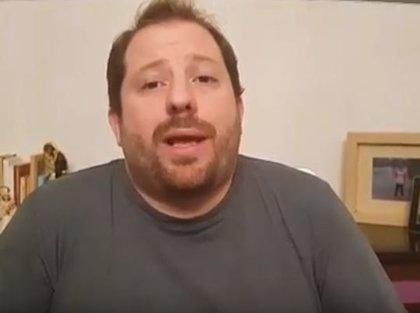 El diputado argentino José Ottavis graba un vídeo hablando de sus adicciones con la droga y renuncia a sus fueros